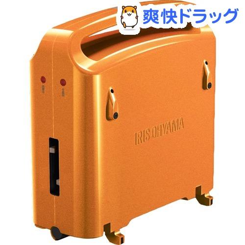 アイリスオーヤマ 両面ホットプレート DPO-133-D オレンジ(1台)【アイリスオーヤマ】