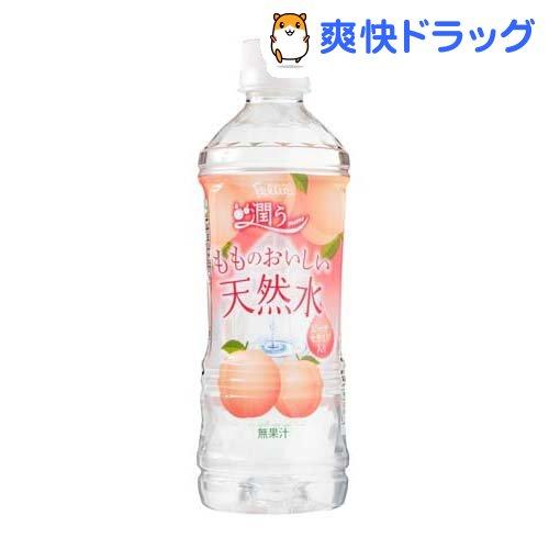 水 天然 桃 の