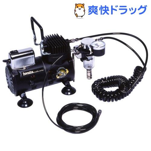 アネスト岩田 エアブラシ用コンプレッサ IS-800(1台)【アネスト岩田】