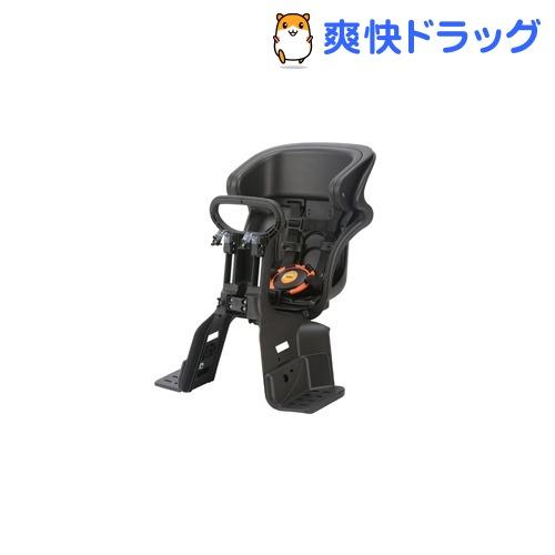 自転車用チャイルドシート 前用 子供乗せ 5点式ベルト FBC-011DX3 ブラック(1台)【送料無料】