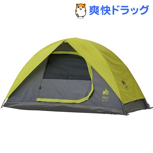 ROSY ツーリングドーム(1張)【ロゴス(LOGOS)】