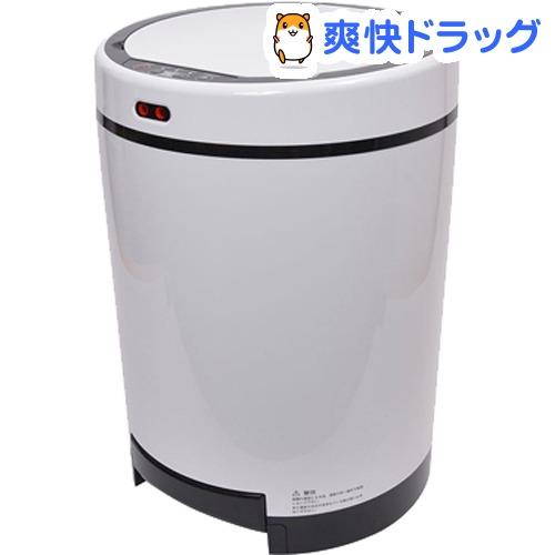 サンコー ゴミを自動吸引する掃除機ゴミ箱 クリーナーボックス SESVCBIN(1コ入)