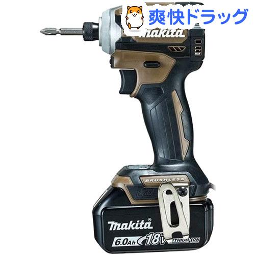 <title>マキタ 充電式インパクトドライバ 与え オーセンティックブラウン TD171DGXAB 1セット</title>