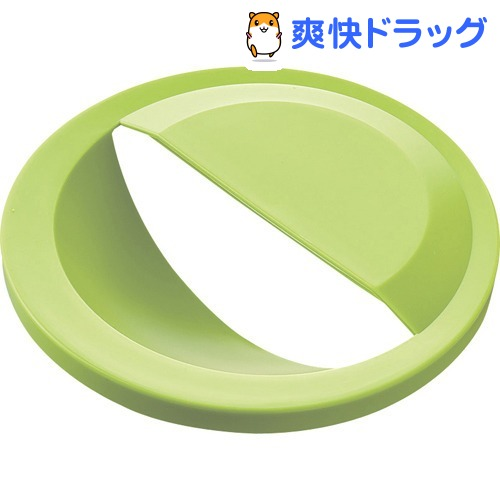 日本限定 SANEI サンエイ お気に入り キッチン排水口 スマートキャップ グリーン PH6540F-LG 1コ入