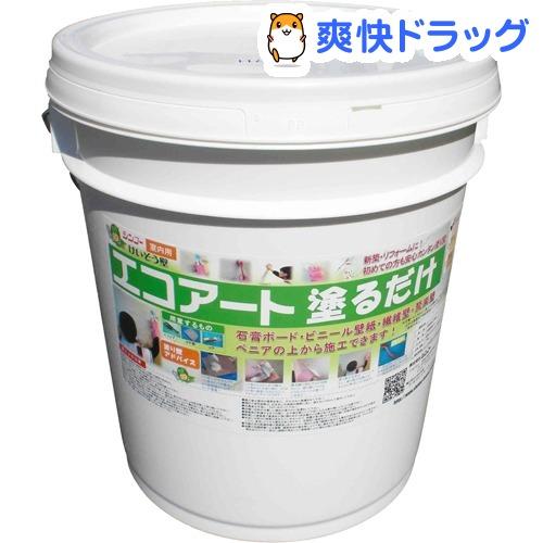 シンコー エコアート塗るだけ EAN 711 フローラルホワイト(18kg)【シンコー】