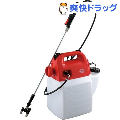 セフティー3 ハイパワー電気式噴霧器 10L SSA-10(1台)【セフティー3】
