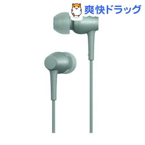ソニー 密閉型インナーイヤーレシーバーh.ear in 2(IER-H500A)G(1コ入)【SONY(ソニー)】