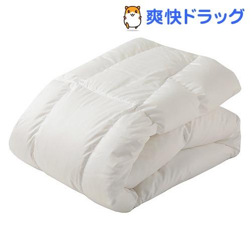 東京西川 ダウンケット ホワイト ダブルサイズ CA27008069W(1枚入)