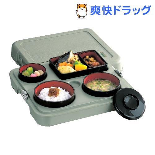 象印 配食保温容器 まごころ便 DA-SN10-GA(1コ入)【象印(ZOJIRUSHI)】