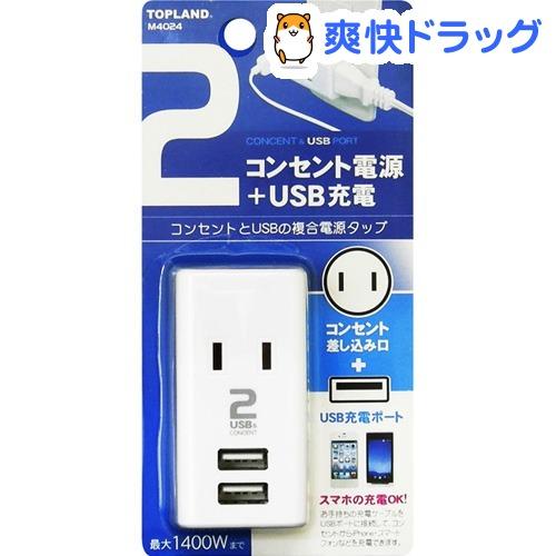 値引き USBスマートタップ 店舗 1コ入