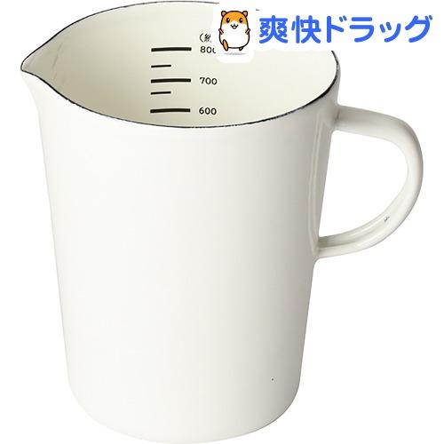 STYLE ホーローメジャーカップ 800 LD0168 STYLE ホーローメジャーカップ 800 LD0168(1個)