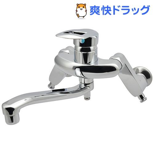 GAONA シングルレバー混合栓 寒冷地 GA-BA003K(1コ入)【GAONA】