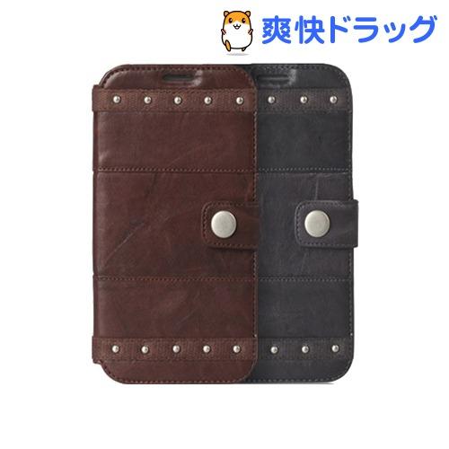 ゼヌス iPhone6 PLus ボヘミアンダイアリー ダークグレー Z4769i6P(1コ入)【ゼヌス】