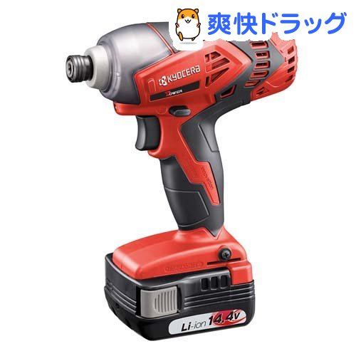 リョービ 充電インパクトBID-1418 657705A(1台)【リョービ(RYOBI)】