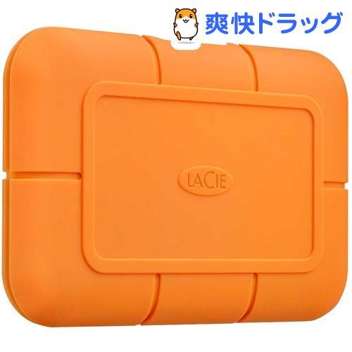 エレコム LaCie Rugged SSD 500GB STHR500800(1台)【エレコム(ELECOM)】
