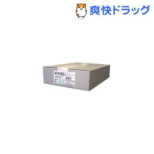 エーワン パソコンプリンタ&ワープロラベルシール(プリンタ兼用) 12面 28727(500シート)