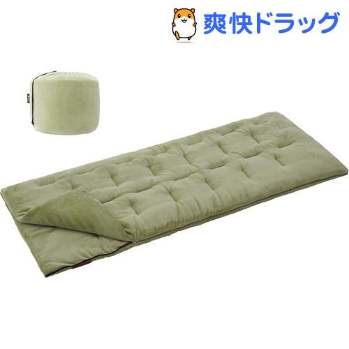 丸洗いやわらかシュラフ・-2(1枚)【ロゴス(LOGOS)】