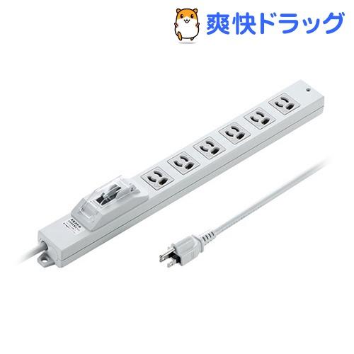 TAP-BR36L-5(1コ入) 漏電ブレーカータップ
