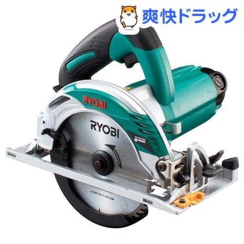 リョービ 丸ノコ W-568D 611022A(1台)【リョービ(RYOBI)】
