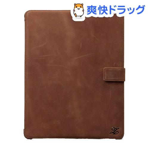 ゼヌス 新しいiPadレザーケース ビンテージフォリオ Z975NiPD(1コ入)【ゼヌス】