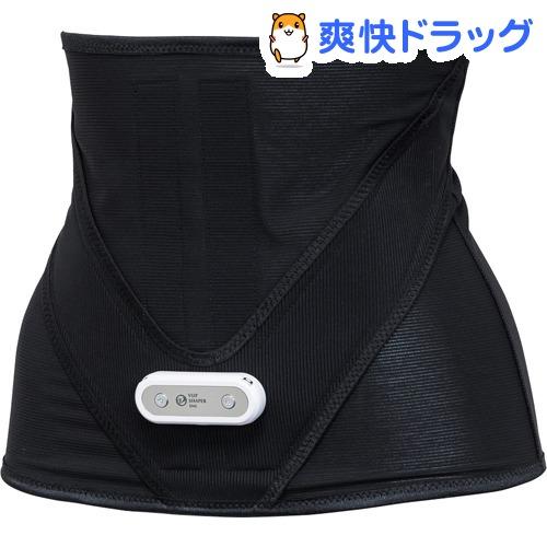 Vアップシェイパー EMS ブラック LLサイズ(1枚)【送料無料】