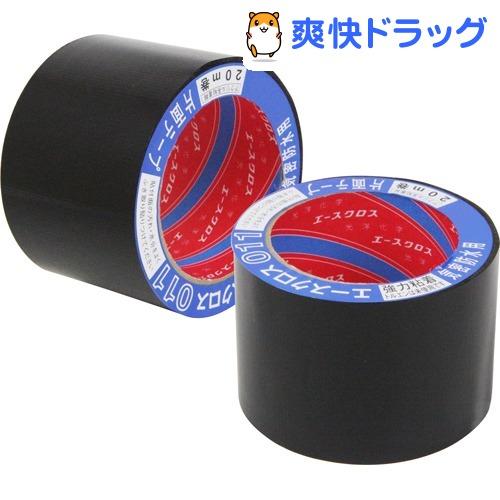 光洋化学 エースクロス011 黒 75mm*20m(24巻入)【光洋化学】