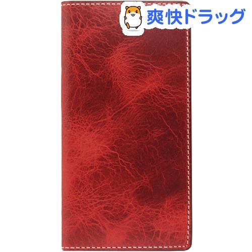 エスエルジーデザイン iPhone6s/6 バダラッシワックス レッド SD6676iP6S(1コ入)【SLG Design(エスエルジーデザイン)】