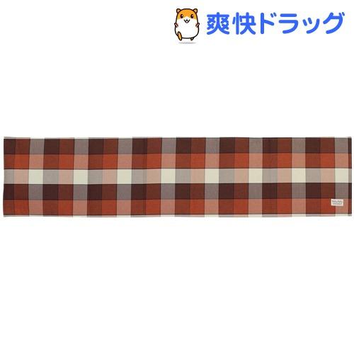 パリーパリー ロングラグ オレンジ K65916 250cm(1コ入)【パリーパリー】
