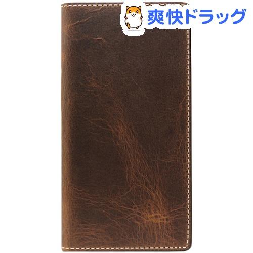エスエルジーデザイン iPhone6s/6 バダラッシワックス ブラウン SD6677iP6S(1コ入)【SLG Design(エスエルジーデザイン)】