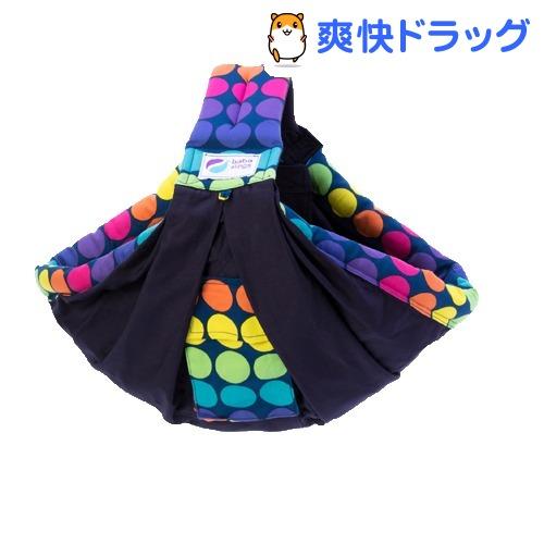 ババスリング レインボードットネイビー(1コ入)【ババスリング】