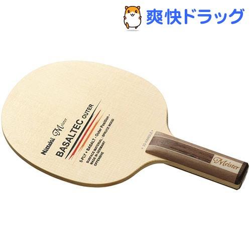 ニッタク シェイクラケット バサルテックアウター 3D ストレート(1本入)【ニッタク】