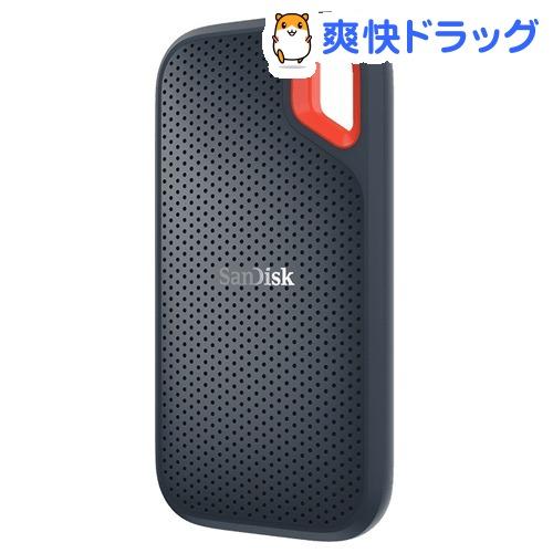 SanDisk エクストリーム ポータブル SSD250GB SDSSDE60-250G-J25(1個)