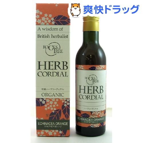 Rocks & tree herb cordial echinacea orange (360 mL) [White drink]