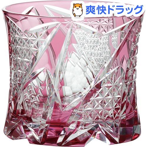 オンザロックグラス 八千代切子 光華 LS19761SAU-C741(1コ入)