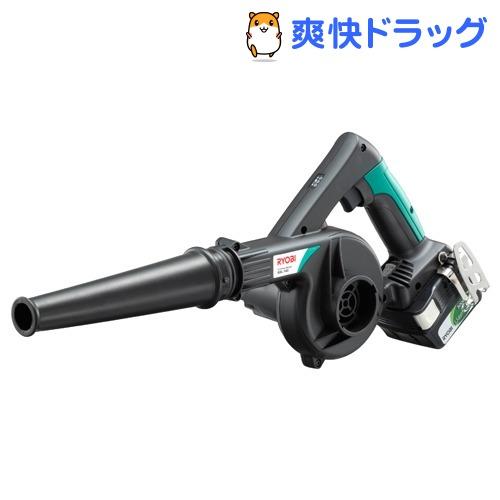 リョービ 充電式ブロワ フルセット BBL-140 4351100(1台)【リョービ(RYOBI)】