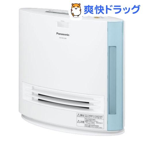 パナソニック 加湿機能付きセラミックファンヒーター ブルー DS-FKS1204-A(1台)