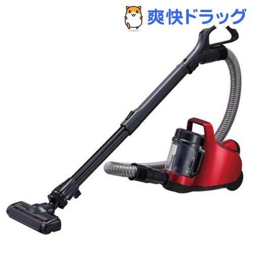 東芝 サイクロン式クリーナー トルネオ ミニ グランレッド VC-C3(R)(1台)【東芝(TOSHIBA)】[掃除機]