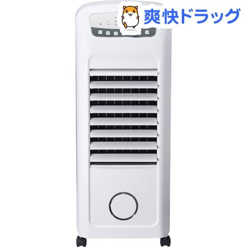 加湿機能付き温冷風扇 ヒート&クール ホワイト(1台)【スリーアップ】