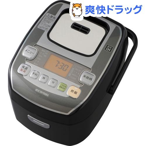 米屋の旨み 銘柄炊き 圧力IHジャー炊飯器 3合 RC-PA30-B(1台)【アイリスオーヤマ】
