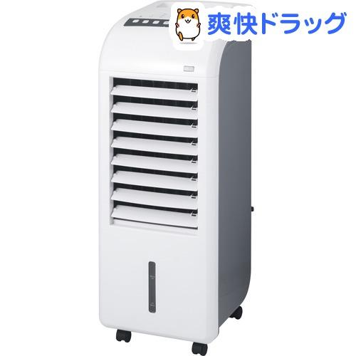ボックス冷風扇 エアクールファン ホワイト(1台)【スリーアップ】