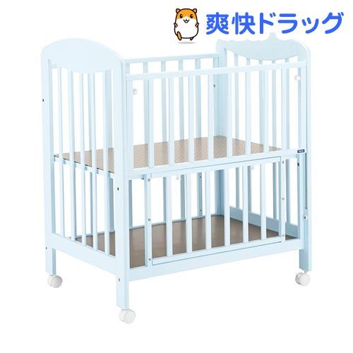 カトージ ミニ立ちベッド プチブルー(1コ入)【カトージ(KATOJI)】