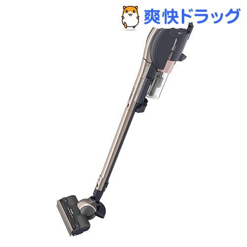 シャープ コードレススティックサイクロン掃除機 EC-SX530-N ゴールド系(1台)【シャープ】【送料無料】