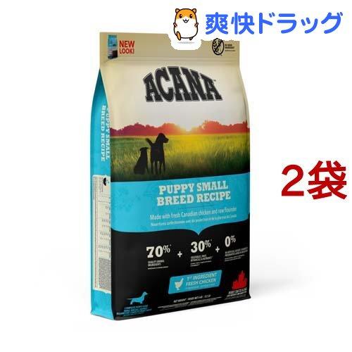 アカナ パピースモールブリード(正規輸入品)(6kg*2袋セット)【アカナ】