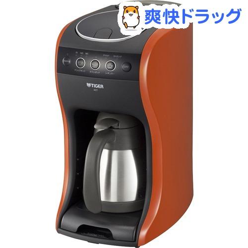 タイガー コーヒーメーカー カフェバリ バーミリオン ACT-B040DV(1コ入)