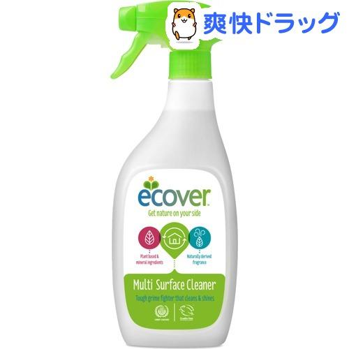 エコベール(ECOVER) / エコベール 簡単ピカピカクリーナー フローラル エコベール 簡単ピカピカクリーナー フローラル(500ml)【エコベール(ECOVER)】