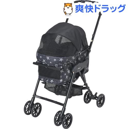 コムペット ミリミリライト アルファ EG ロング スターブラック(1台)【コムペット(compet)】