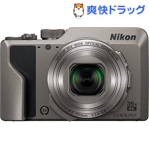 ニコン デジタルカメラ クールピクス A1000 シルバー(1台)【クールピクス(COOLPIX)】