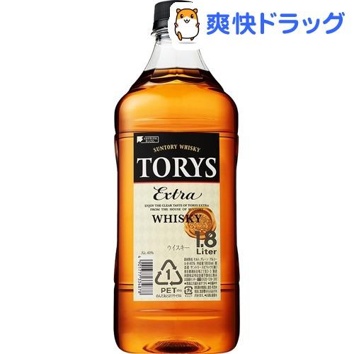 サントリーウイスキー トリス エクストラ(1.8L*6本入)【トリス】