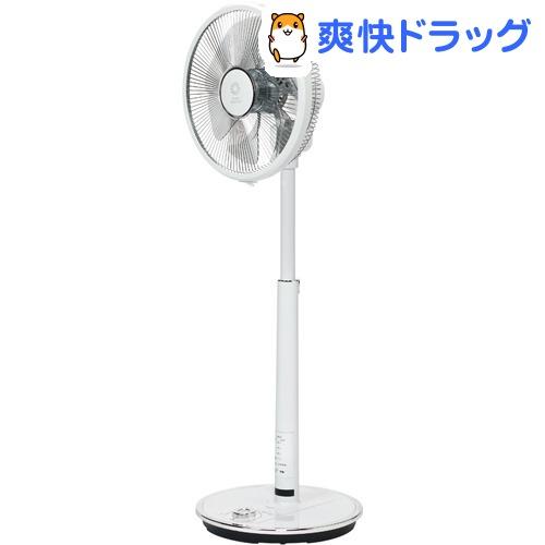 トヨトミ ハイポジションDC扇風機 ホワイト FS-D30JHR(W)(1台)【トヨトミ】