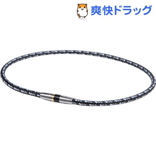 ファイテン ラクワネック 送料無料 発売モデル 新品 X50 ハイエンドIII ブラック 50cm 1本入